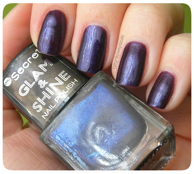 My Secret Glam&Shine 260 purple sparkle