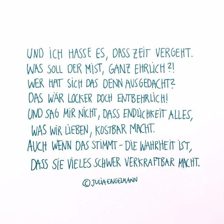 Zitate Spruche Aphorismen Julia Engelmann Zitate