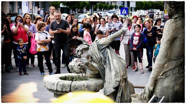 Noaptea Statuilor Vivante (30 mai - 5 iunie)