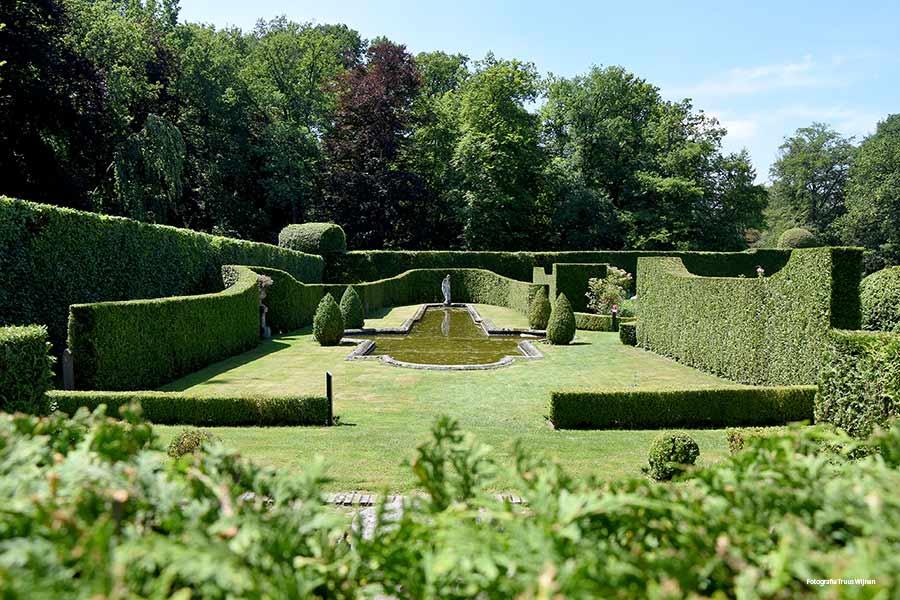 Wandel fiets en fotografieweblog tuinen kasteel for Franse tuin