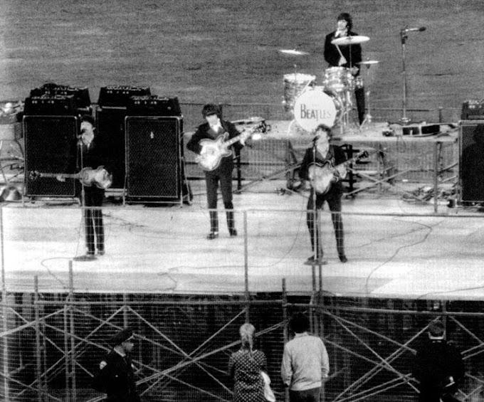 ビートルズ最後の公演から50年