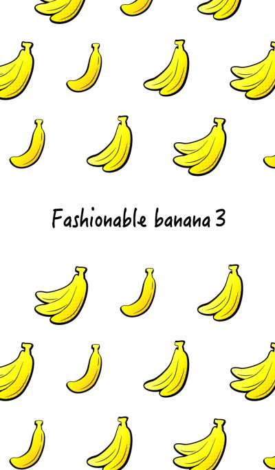 Stylish banana 3