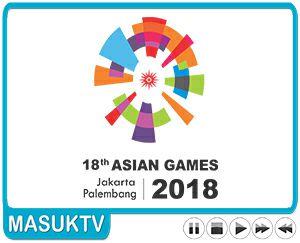 Live Streaming Jadwal Siaran TV SCTV Asian Games 2018 Malam Hari Ini