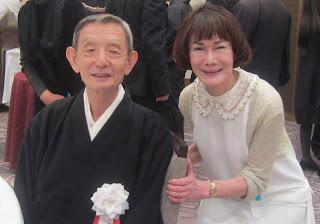 認定NPO法人 日仏芸術文化協会ブログ: 京都本願寺 親鸞賞 受賞式