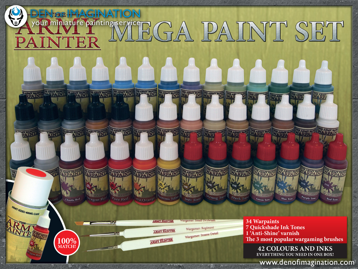 4245ad8e88f77 Each paint comes in a 18 ml standard bottle. Thanks to transparent bottles  and color splash on the labels it s easy to locate proper color in the heat  of ...