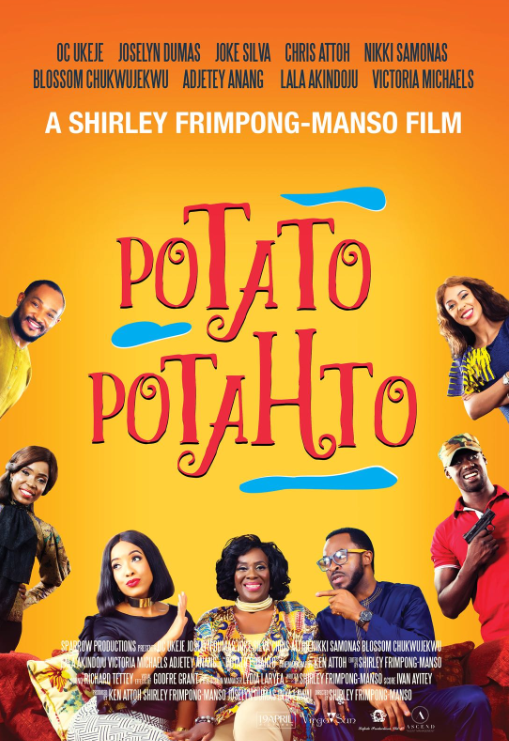 "Shirley Frimpong-Manso's Film ""Potato Potahto"" to Premiere at #CannesFilmFestival. Watch Trailer"