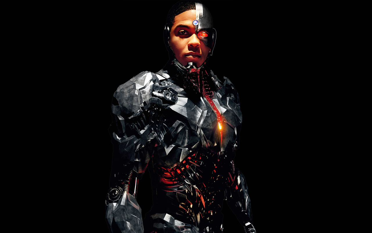 Justice League Full HD Wallpapers - Cyborg