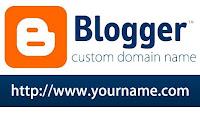 cheap custom domain blogger blogspot