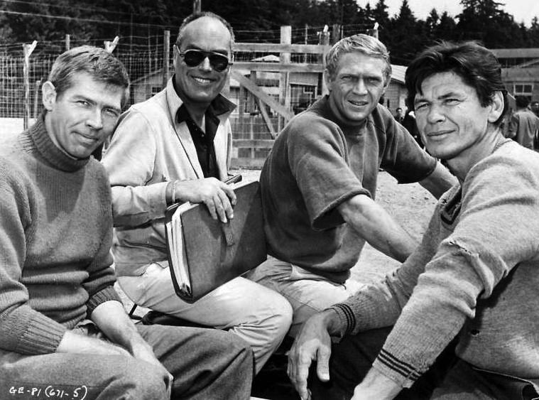 John Sturges: On Set with the Director of Such Classics as ...