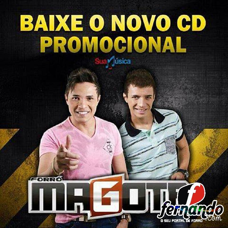 cd promocional solteiroes do forro agosto 2013