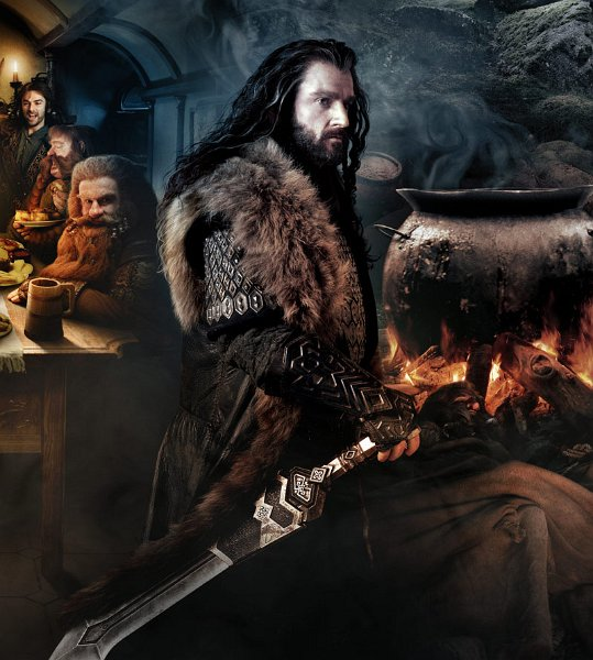 FLY HIGH!: READING THE HOBBIT IN SEARCH FOR THORIN - PART