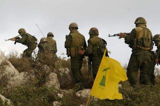 """عاجل : لبنان - مدفعية """"حزب الله """" تدك مواقع """"داعش """" في حليمة قارة ."""