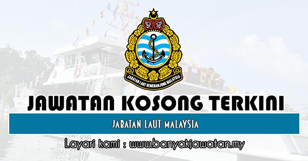 Jawatan Kosong Terkini 2019 di Jabatan Laut Malaysia