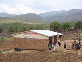 Tiyamike feeding centre - November 2013