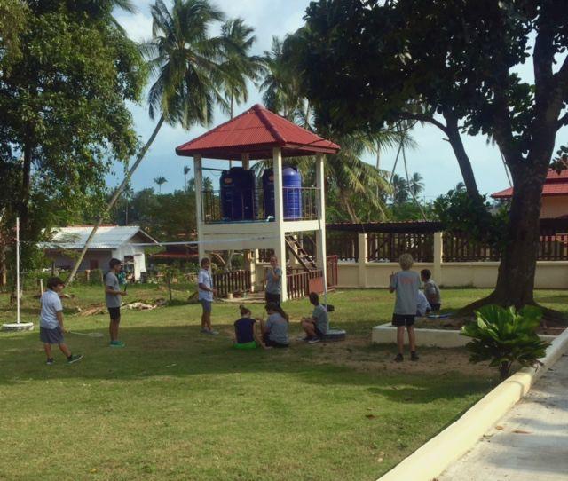 Kansainvälinen koulu, Koh Samui