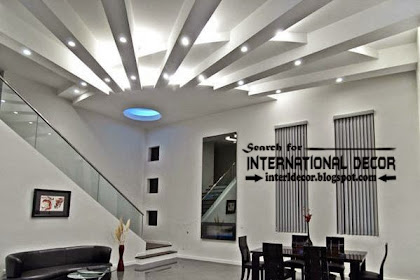 This Is 15 Modern pop false ceiling designs ideas 2015 for living room, Read Now