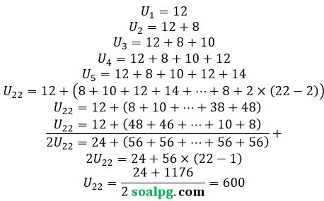 jawaban unbk matematika smp 2017 pdf