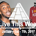 Live This Week: January 1st - 7th, 2017