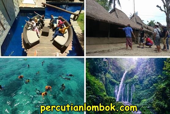 Sewa Kereta Lombok