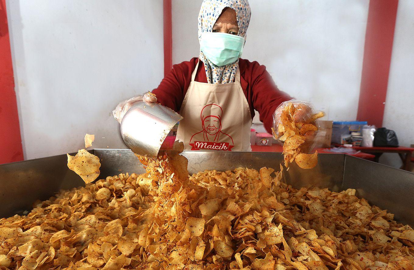 Pengusaha Kuliner Sukses Maicih (maicih.com)