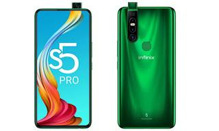 Infinix ने लॉन्च किया S5 Pro स्मार्टफोन, जानें क्या होगी कीमत और फीचर्स