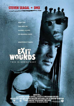 Exit Wounds 2001 BluRay 900MB Hindi Dual Audio 720p Watch Online Full Movie Download bolly4u