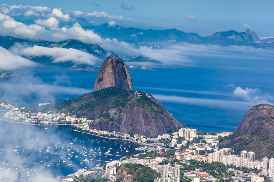 10. Rio - Helicopter View 06 by Ricardo Mavigno