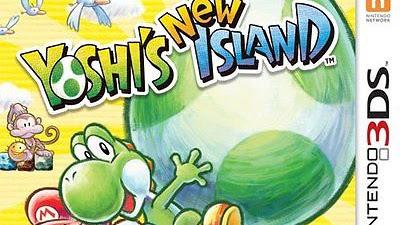 Yoshi's New Island [3DS] [Español] [Mega] [Mediafire]