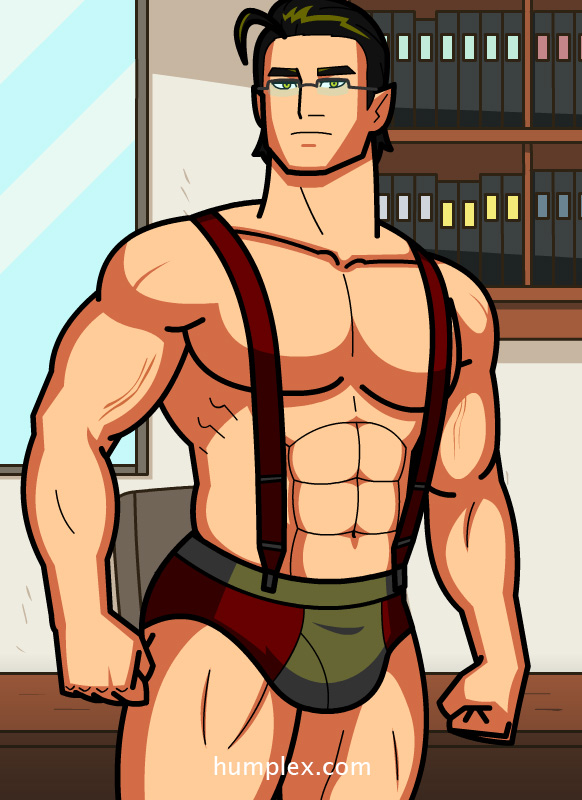 Gay Accountant 22