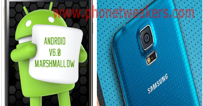 [Download] Official Samsung Galaxy S5 SM-G900F Android 6.0 ...