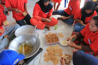 Bantu Kesejahteraan Transmigran, Disnakertrans Prov Gelar Pelatihan di Enggano