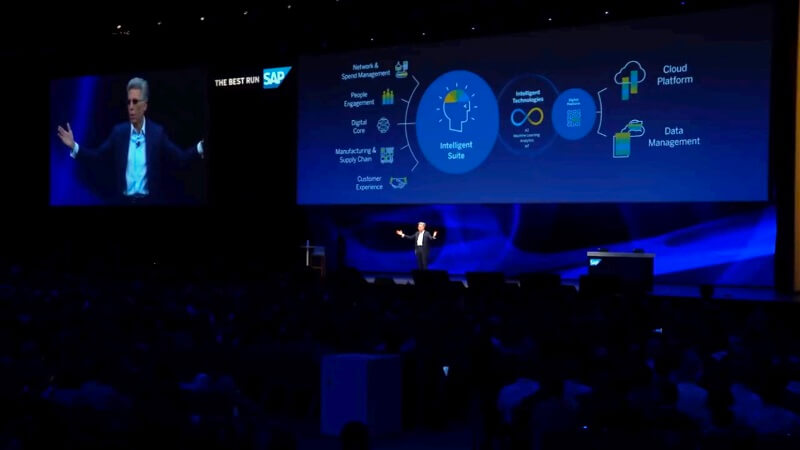 SAP Announces New Intelligent Products and Partnerships