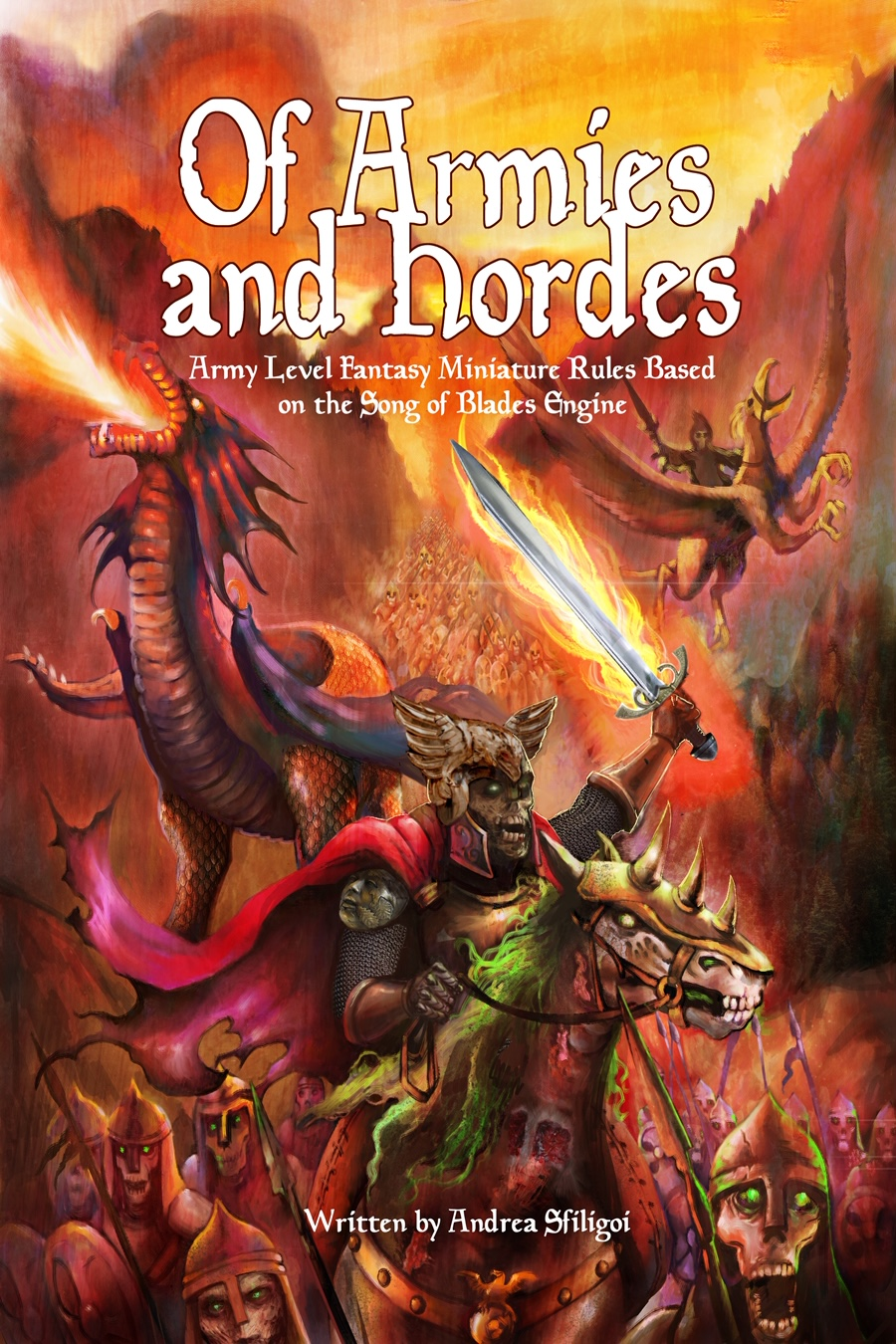 An Intermittent Firefight: Of Armies and Hordes