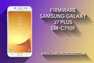 Samsung Firmware C710F DS J7 Plus 2017