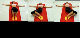 """""""Ejercicios para el dolor de espalda, columna2"""""""