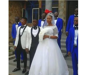 Our Marriage Has Failed!! Man Tells Everyone Months After Lavish Wedding (Photos, Video)