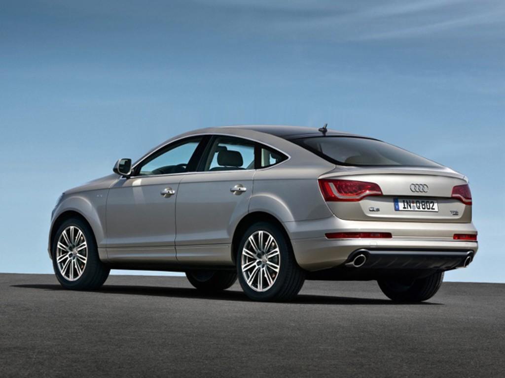 Der neue Audi Q8 wird, wie auch seine Konzernbrüder, auf dem Modularen ...