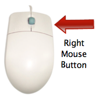 how the mouse works and the use of right click and left click On rare occasions, my mouse will act funny when you press the left button, it will act as the right, and the right button will continue to act as the right one when you go into the mouse settings, even if you swap them around it still acts like there's two right clicks and no left click buttons.