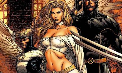 Superhero Wanita Tercantik dan Terseksi