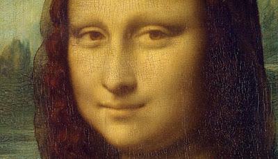 Портрет Моны Лизы разрушается