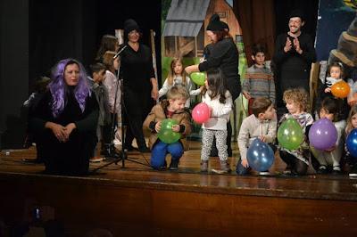 Χριστουγεννιάτικη θεατρική παράσταση για παιδιά - ΝΕΑ ΑΚΡΟΠΟΛΗ στο ΗΡΑΚΛΕΙΟ