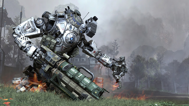 Buy PC Game Keys for Titanfall and all the fun will be in your lap!