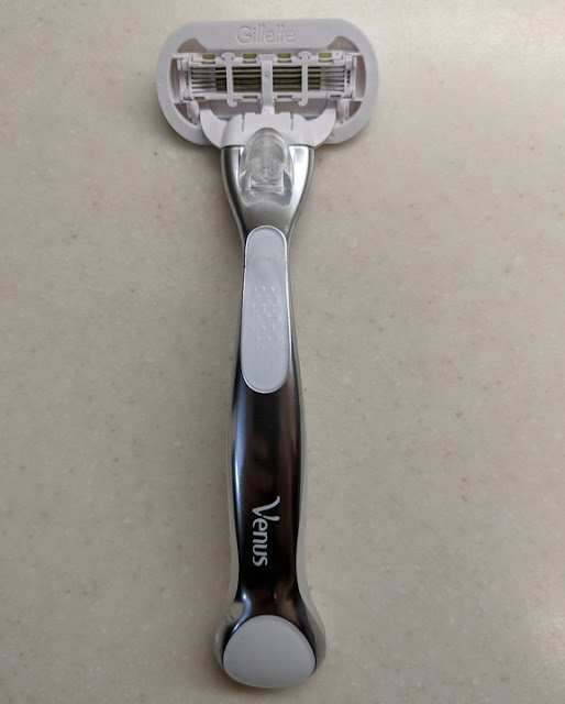 Gillette Venus Platinum Extra Smooth