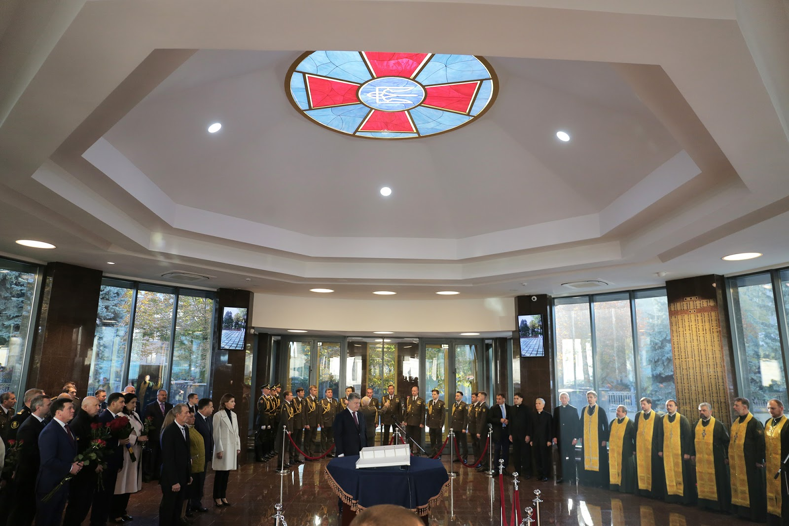 Меморіальний комплекс вшанування пам'яті військовослужбовців Збройних Сил України