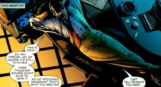 Anggota Secret Society of Supervillains, Kelompok Penjahat Paling Berbahaya dari DC Comics