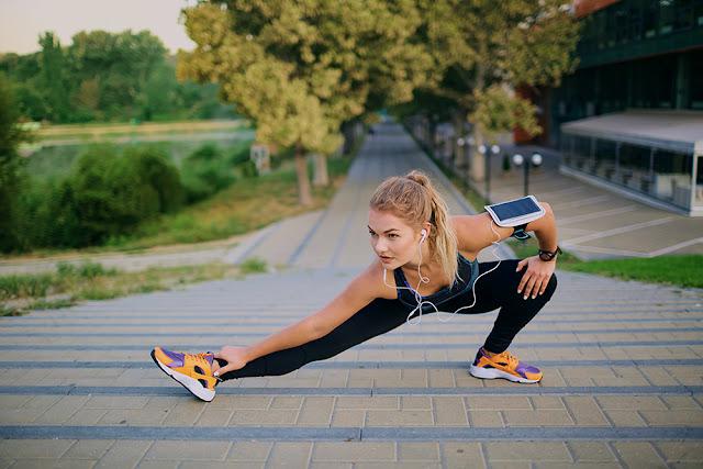 Ce trebuie sa faci inainte si dupa antrenament?