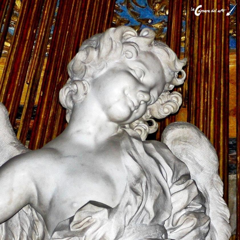 Extasis De Santa Teresa La Camara Del Arte