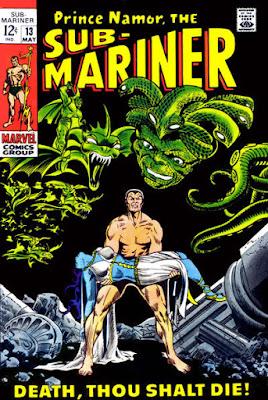 Sub-Mariner #13