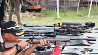 Perbakin Pastikan Penjual Senjata Api Ilegal Bukan Anggotanya