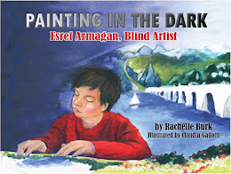 PAINTING IN THE DARK: Esref Armagan, Blind Artist